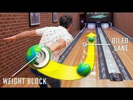 The Hidden World Inside a Bowling Ball