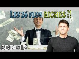 Inégalités et médias : les 26 plus riches...