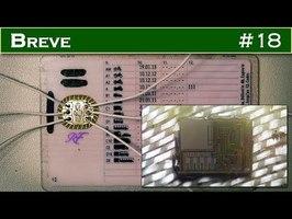 BREVE 18 : Ce que nous révèle la puce de silicium d'un permis de conduire