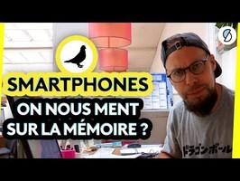 L'emmerdeur : les Smartphones ont-ils la mémoire annoncée ? - #ONPDP