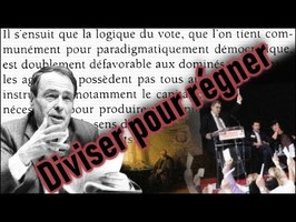 Dominer (par) l'opinion personnelle [ft. Bourdieu]