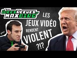 IDÉE REÇUE #42 : La violence des jeux vidéo est contagieuse