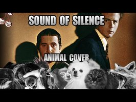 Simon & Garfunkel - The Sound Of Silence (Animal Cover)