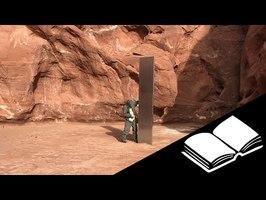 Un mystérieux Monolithe extra-terrestre découvert dans le désert dans l'Utah !?