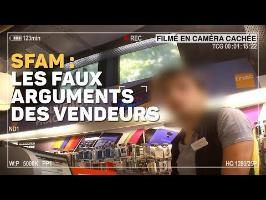 Caméra cachée - Assurance SFAM : les faux arguments des vendeurs