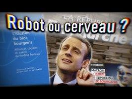 """Macron : que signifie """"être déconnecté"""" ?"""