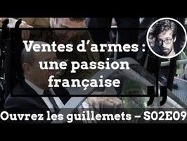 Usul. Ventes d'armes : une passion française
