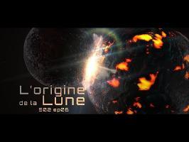 L'Univers Express S02e06 - La formation de la Lune