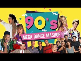 90's Mega Dance Mashup (TV, Clips, Movies..) Robin Schulz & Wes - Alane - WTM
