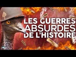 Les guerres les plus ABSURDES de l'Histoire - Nota Bene