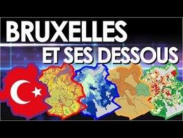Français au sud, Turcs au nord : bienvenue à Bruxelles - MisW #1