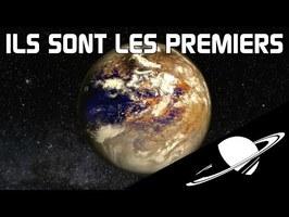 🚀Deux chercheurs découvrent le premier monde extra-terrestre !