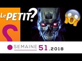 ❓I.A., ROBOT TUEUR, ARTICLE 13, CLIMAT, LUXE, TRUCAGE - Le Petit Point d'? 51.2018