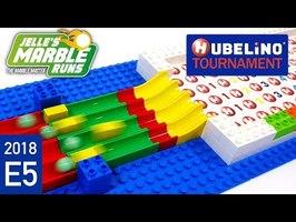 Hubelino Marble Race Tournament 2018 - E5 Block Bumping