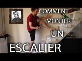 Comment monter un escalier - Micmaths