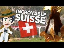 27 lieux improbables et insolites de Suisse