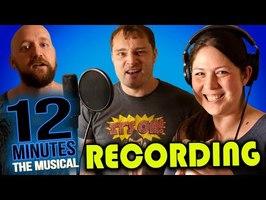Recording SECRET (12 Minutes: The Musical)