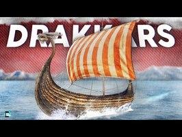 Les Drakkars, l'arme ultime des vikings ?