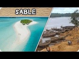 POURQUOI le sable DISPARAIT-IL ?