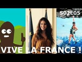 NESTLE DANS LE CACA (ou l'inverse), MARLENE NCIS & CLIFFHANGER ECO+ (Vive la France ! #S02E05)