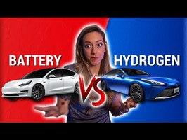 Hydrogen vs. Battery Electric Cars