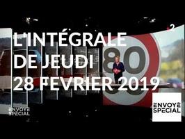 Envoyé spécial de jeudi 28 février 2019 (France 2)
