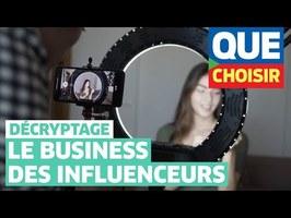 Le business des influenceurs