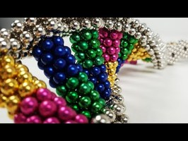 DNA Replication with Magnetic Balls | Magnetic Games