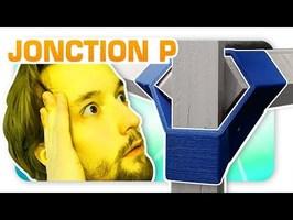 Meuble en partie IMPRIME EN 3D !! Jonction-P !