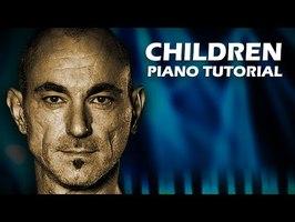 Robert Miles - Children - Piano Tutorial