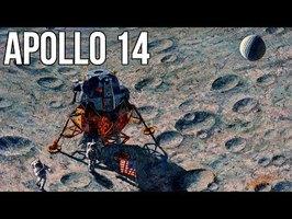 🚀 Apollo 14 - Golf, rando et théorie des aliens