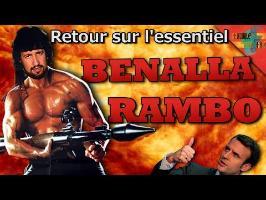 [1/2] Benalla Osef : Ce qui compte c'est l'affaire Macron !