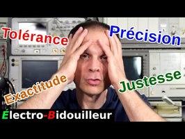 EB_#432 Introduction - Exactitude, Justesse, Précision, Résolution!!!