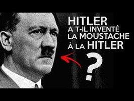 Hitler a t-il inventé la moustache à la Hitler ?