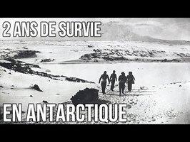 ❄️ Nimrod, Endurance et la conquête périlleuse de l'Antarctique