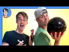 Building Mark Rober's Bowling Ball