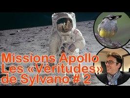 La vérité cachée des Mission Apollo - ou pas...