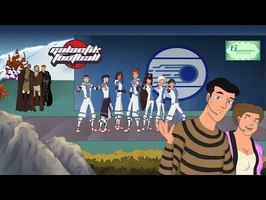 #91 - Galactik Football - Ces dessins animés-là qui méritent qu'on s'en souvienne
