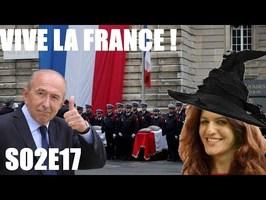 POLICE ENDEUILLÉE, MARLÈNE POSSÉDÉE & GÉGÉ ÉNERVÉ ! (Vive la France ! #S02E17)