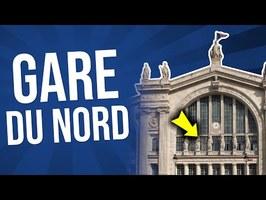 LA GRANDE HISTOIRE DE LA GARE DU NORD