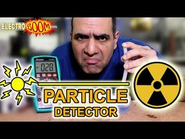 Making a Particle Detector (Cloud Chamber)