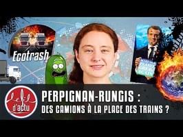 PERPIGNAN-RUNGIS : DES CAMIONS À LA PLACE DES TRAINS ?