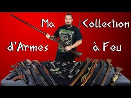 Ma collection d'armes à feu - Le cabinet d'Armaphilie