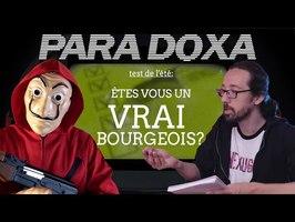 PARA DOXA - Le BOURGEOIS selon USUL (Ouvrez Les Guillemets)