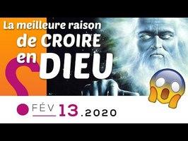 ❓ CE TEST QUI RÉVÈLE LA NATURE DE LA FOI • Le Petit Point d'? - 13 fév 2020