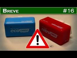 BREVE 16 : Boîtiers EcoOBD & NitroOBD - ATTENTION ARNAQUE !
