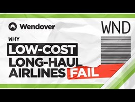 Why Long-Haul Low-Cost Airlines Always Go Bankrupt