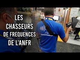 Immersion avec les chasseurs d'ondes de l'Agence nationale des fréquences, l'ANFR