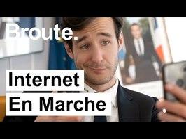 En marche vers les réseaux sociaux - Broute - CANAL+
