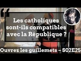 Usul. Les catholiques sont-ils compatibles avec la République ?